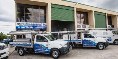 LJM Plumbing services Brisbane