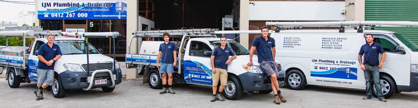 plumbers in north brisbane