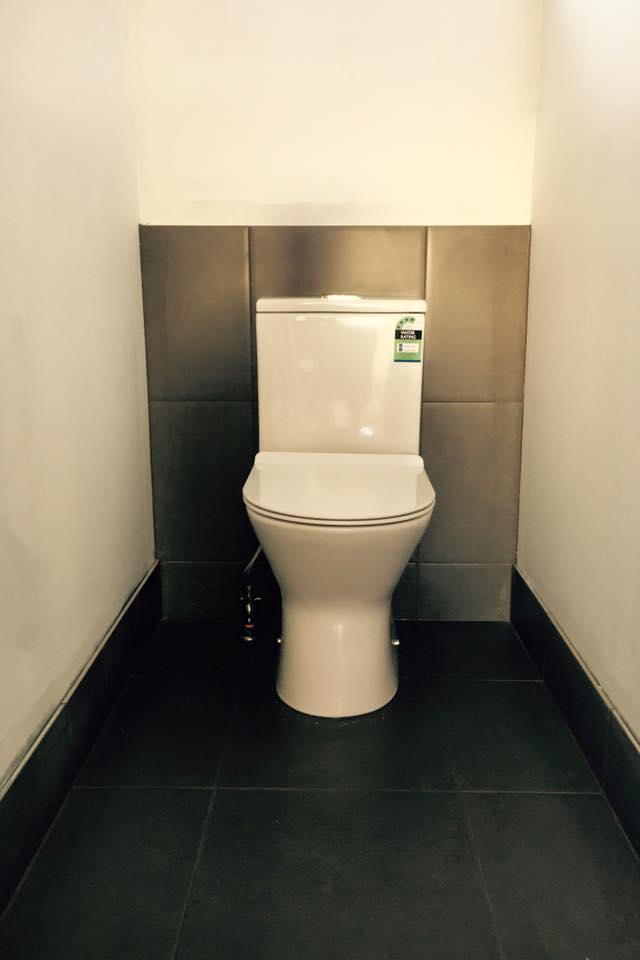 install new toilet brisbane