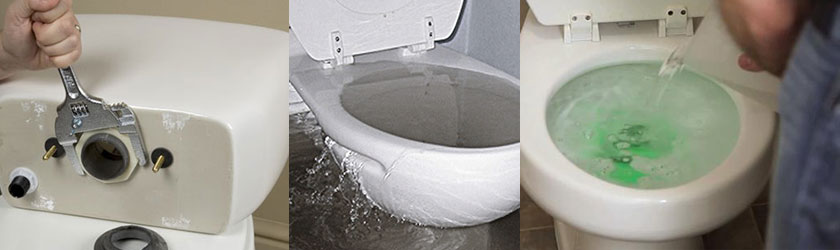 How to Fix Toilet Overflow