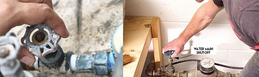 How To Find Your Main Shutoff Valves