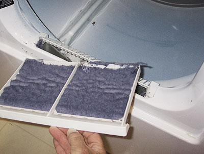 Lint Catcher for Dryer